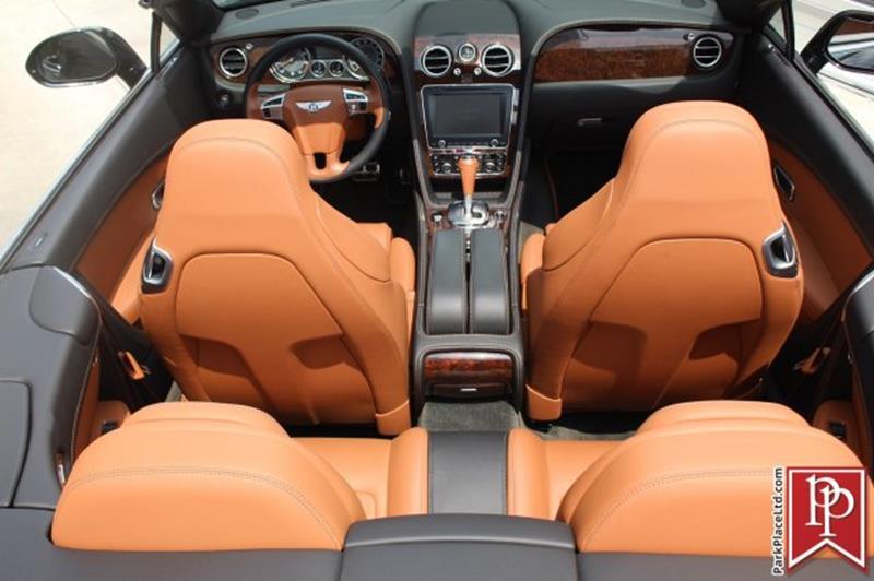 2014 Bentley Continental 36