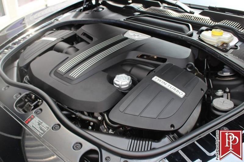 2014 Bentley Continental 52