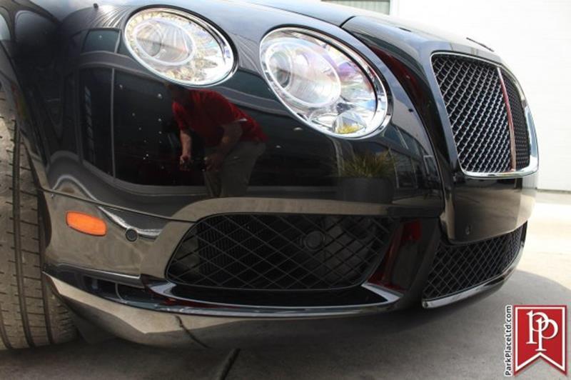2014 Bentley Continental 21