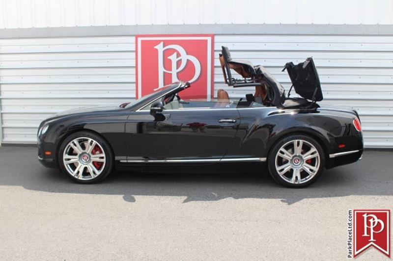 2014 Bentley Continental 13