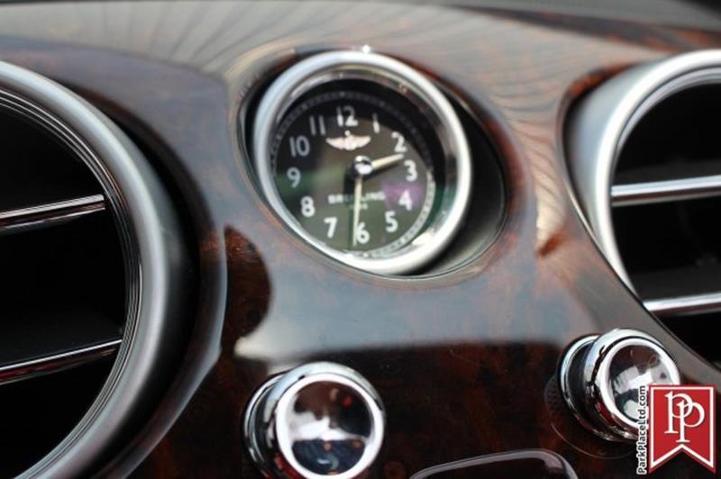 2014 Bentley Continental 47