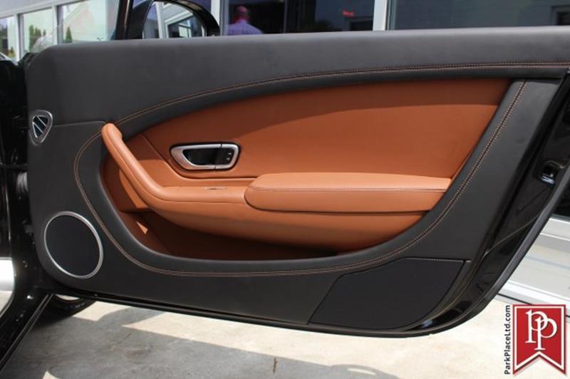 2014 Bentley Continental 39