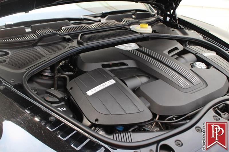 2014 Bentley Continental 54