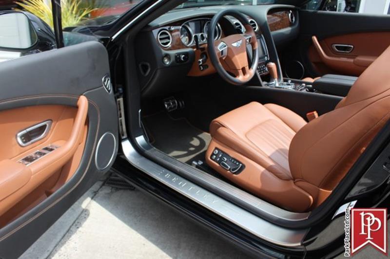 2014 Bentley Continental 25