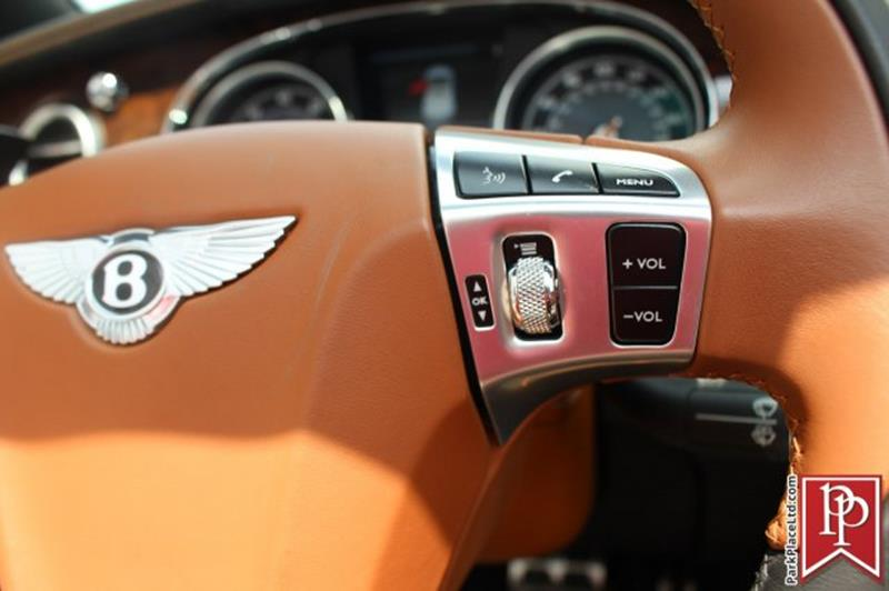 2014 Bentley Continental 49