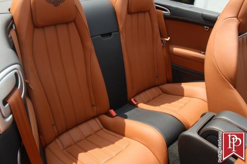 2014 Bentley Continental 42