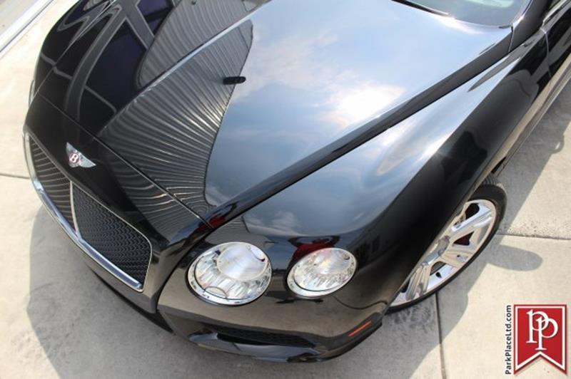 2014 Bentley Continental 17