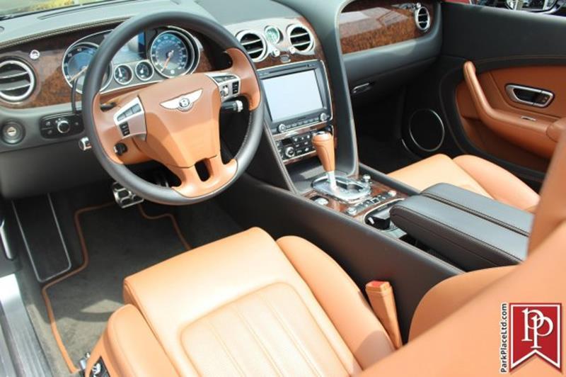 2014 Bentley Continental 26