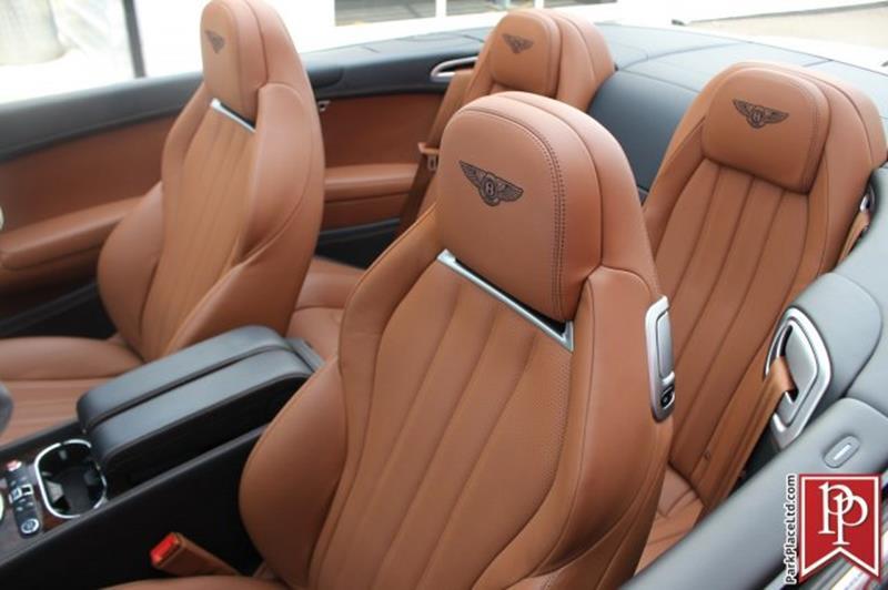 2014 Bentley Continental 68