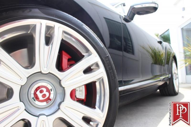 2014 Bentley Continental 18