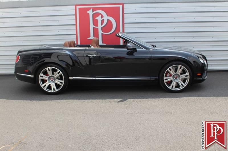 2014 Bentley Continental 4