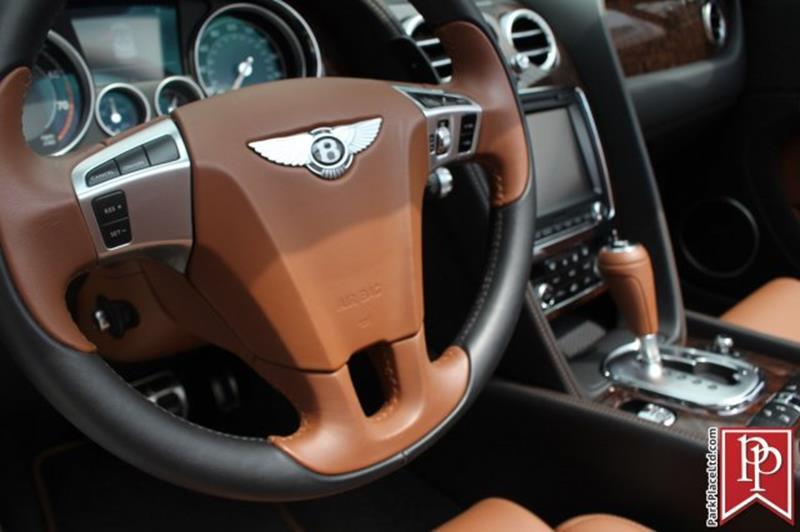 2014 Bentley Continental 29