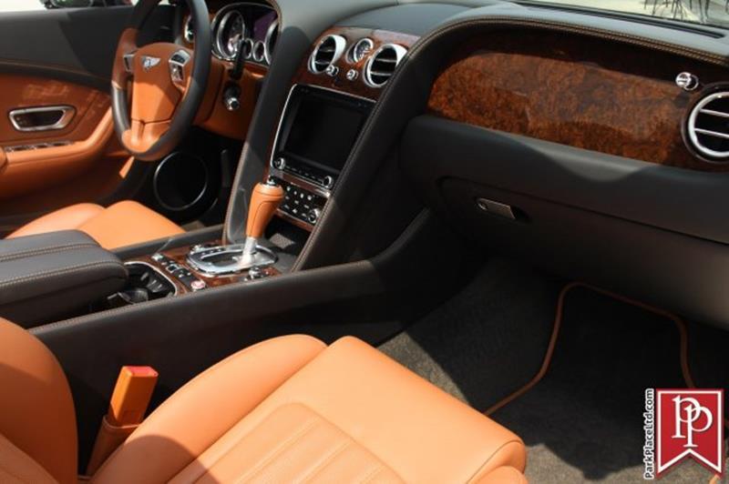 2014 Bentley Continental 41