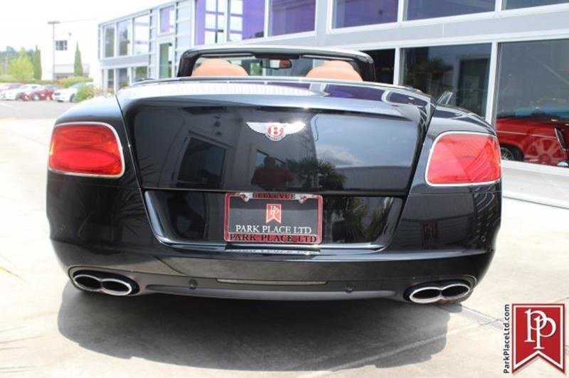 2014 Bentley Continental 19