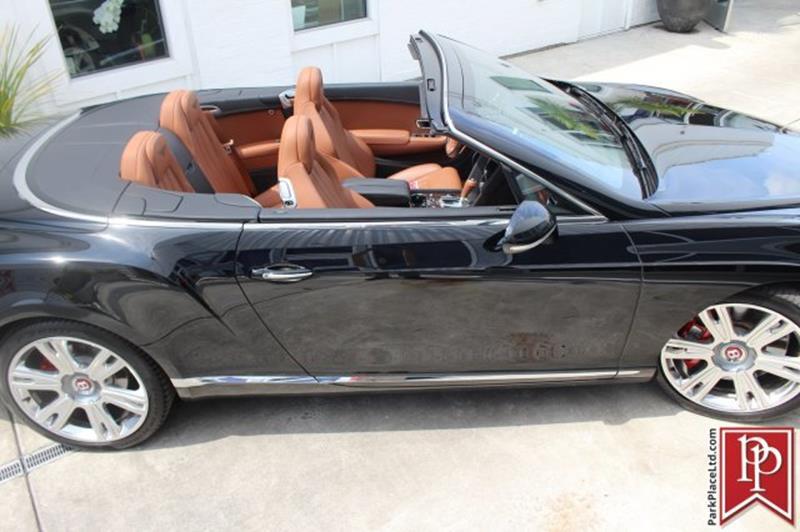 2014 Bentley Continental 22