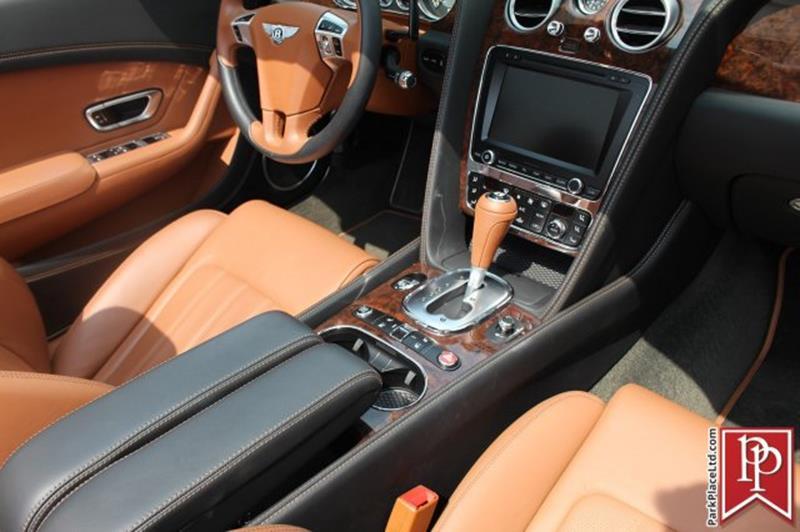 2014 Bentley Continental 45