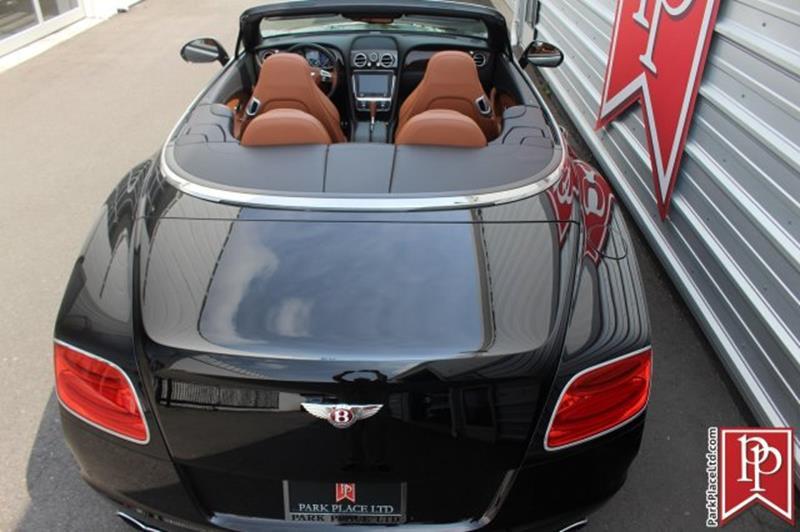 2014 Bentley Continental 70