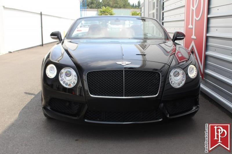 2014 Bentley Continental 16
