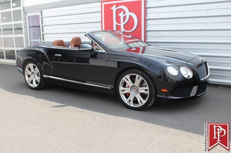 2014 Bentley Continental 3