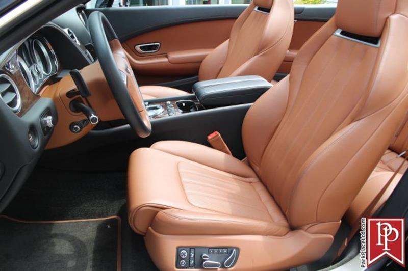 2014 Bentley Continental 30