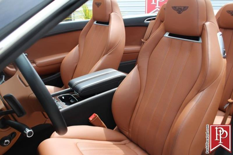 2014 Bentley Continental 31
