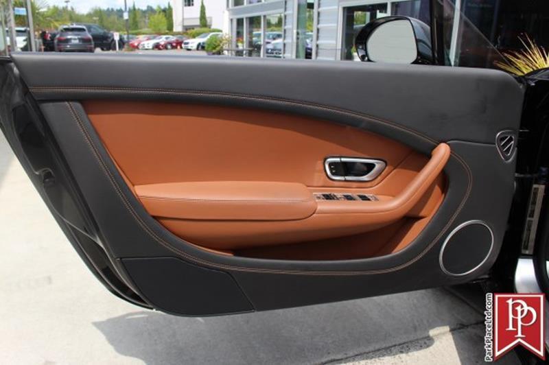 2014 Bentley Continental 24