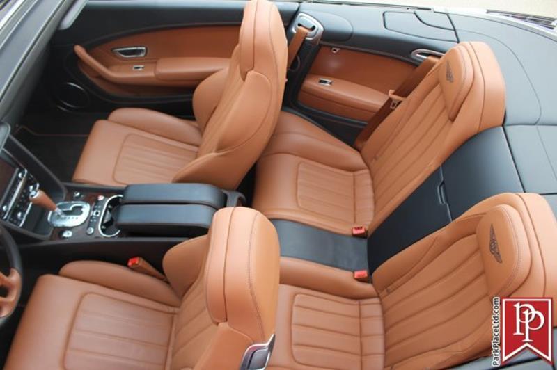 2014 Bentley Continental 35