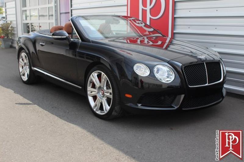 2014 Bentley Continental 2