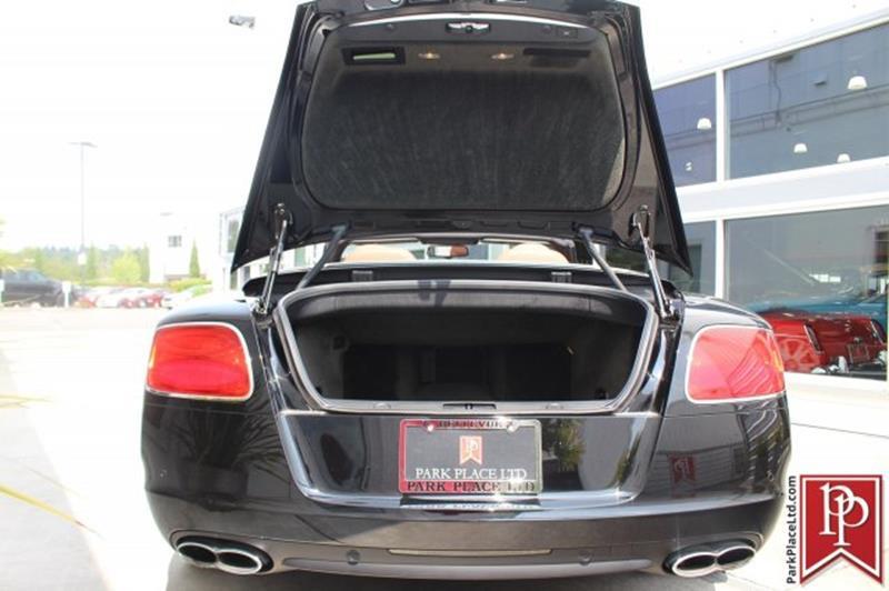 2014 Bentley Continental 64