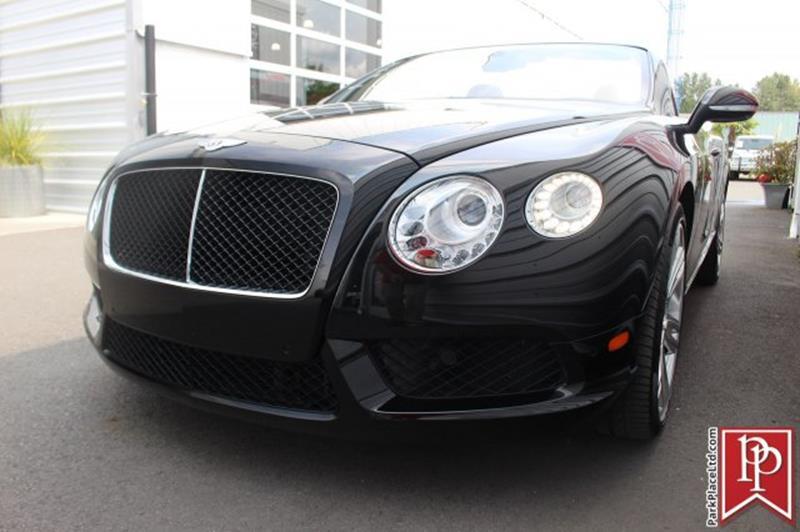 2014 Bentley Continental 65