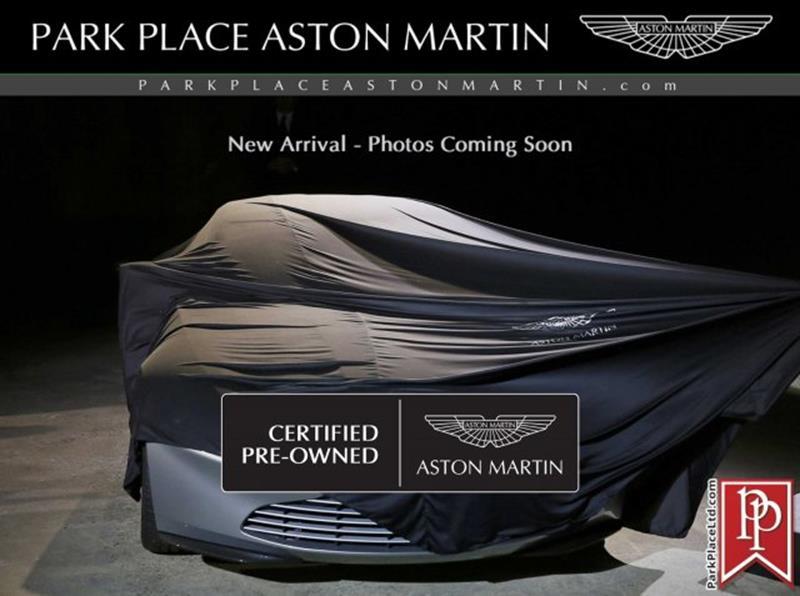 2015 Aston Martin V12 Vantage S 1