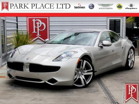 2012 Fisker Karma for sale in Bellevue, WA