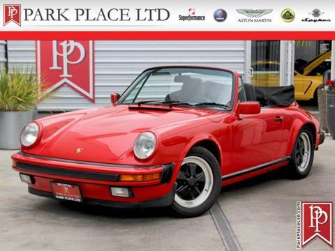 1987 Porsche 911 for sale in Bellevue, WA