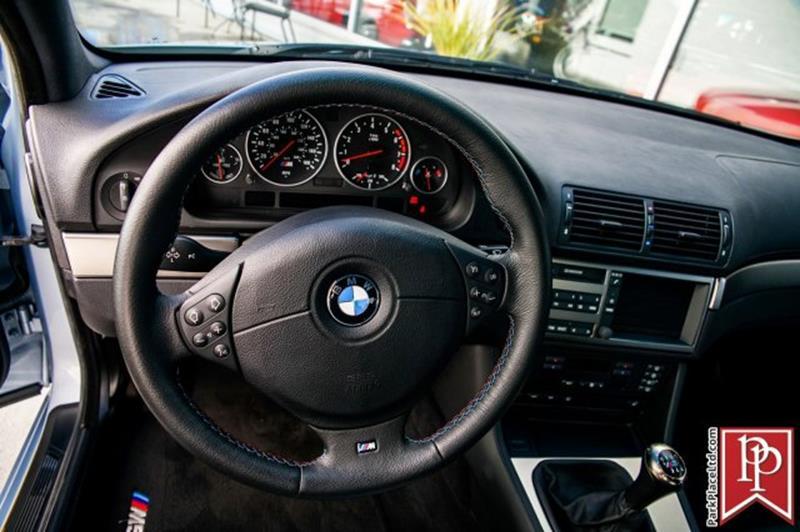 2000 BMW M5 10
