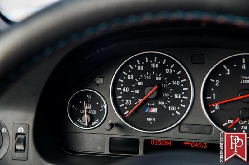 2000 BMW M5 13