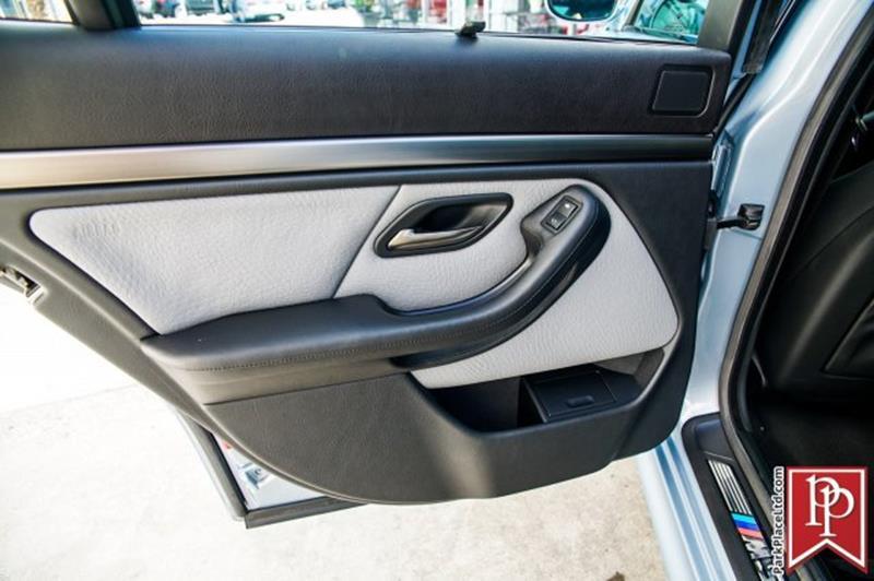 2000 BMW M5 20