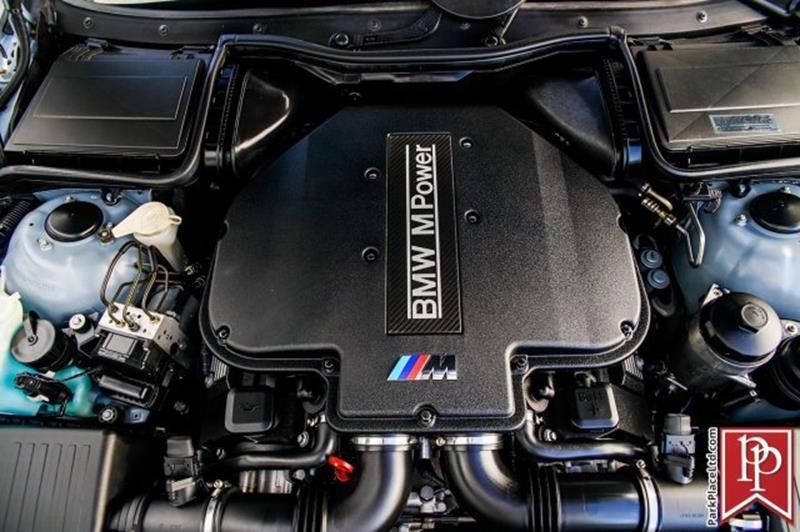 2000 BMW M5 32