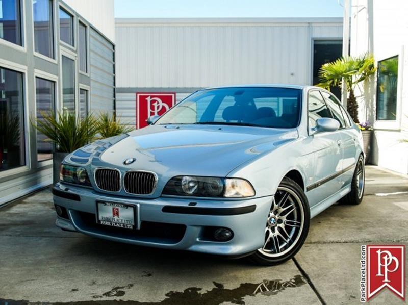 2000 BMW M5 34