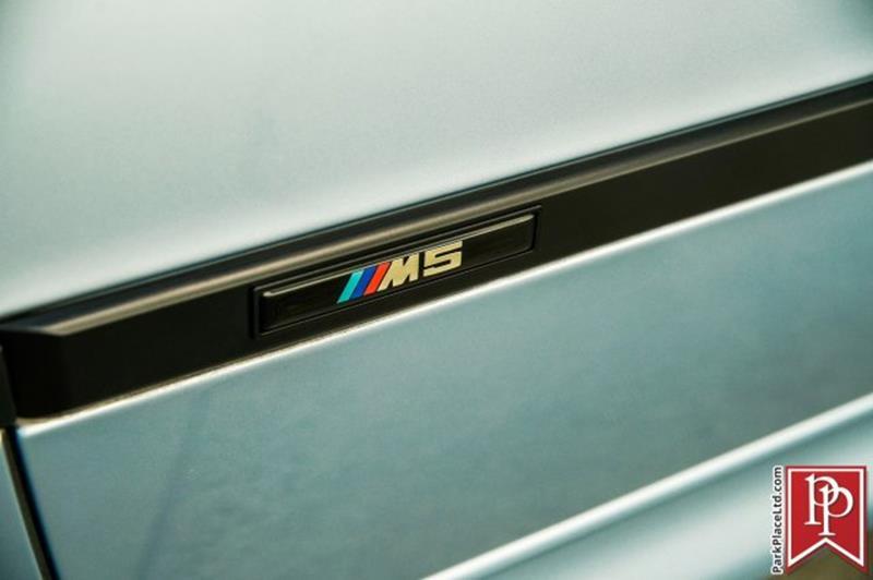 2000 BMW M5 6