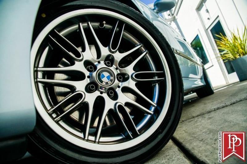 2000 BMW M5 5