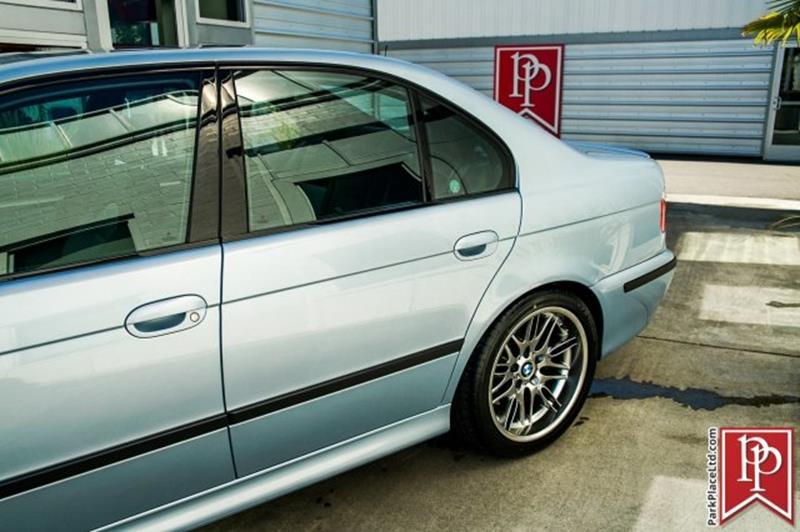 2000 BMW M5 7