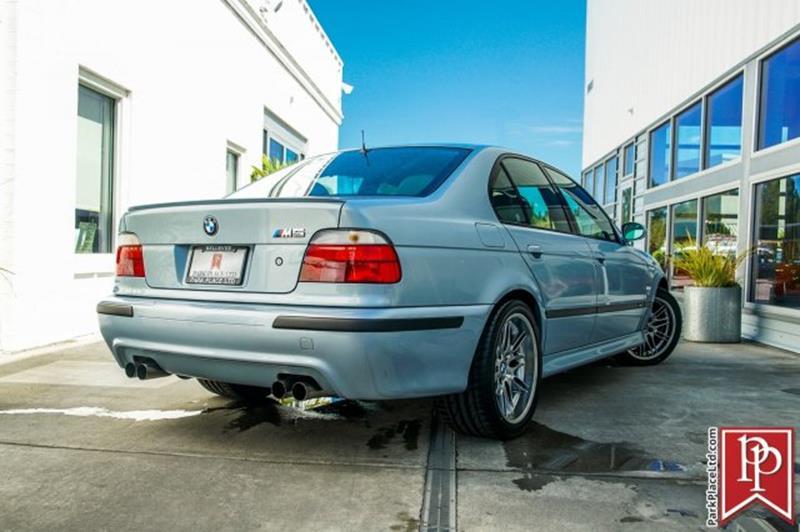 2000 BMW M5 9