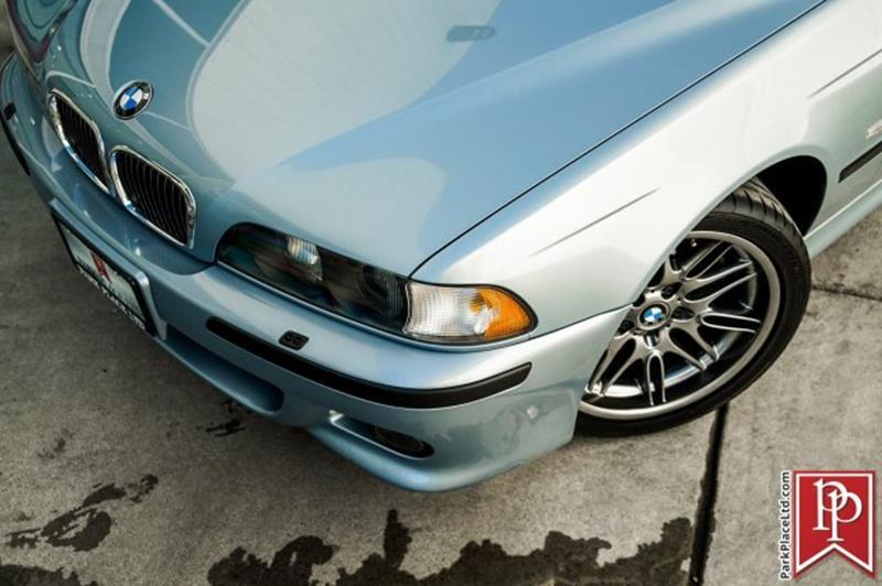 2000 BMW M5 4