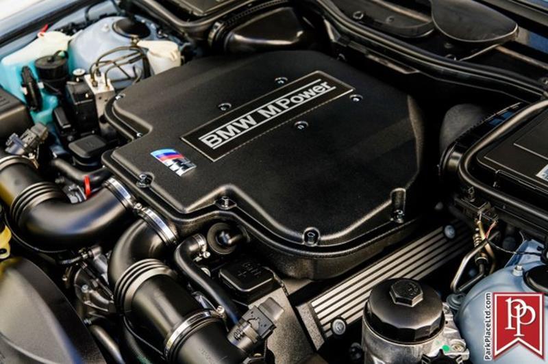 2000 BMW M5 2