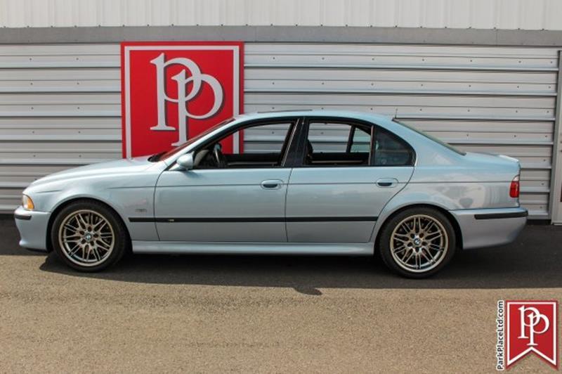 2000 BMW M5 11