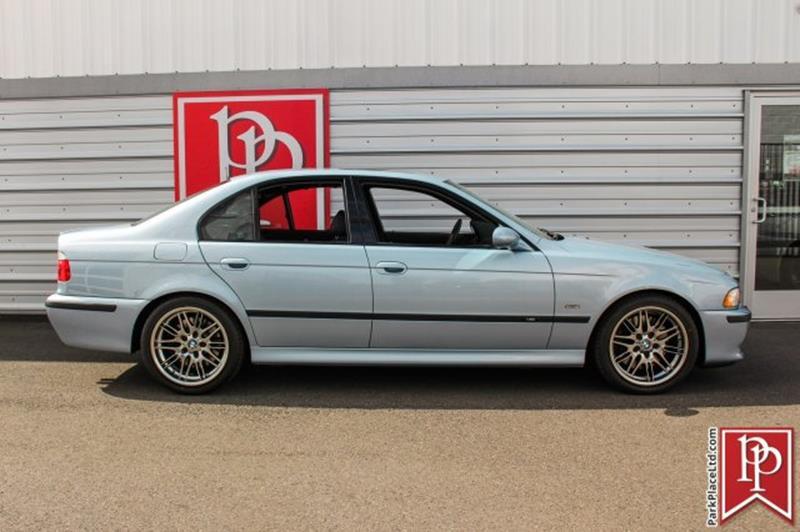 2000 BMW M5 15