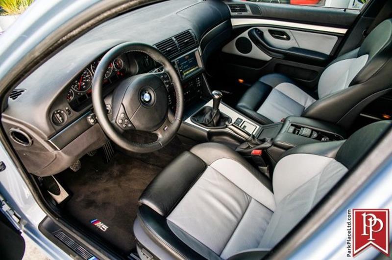 2000 BMW M5 18