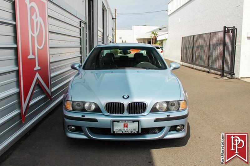 2000 BMW M5 17
