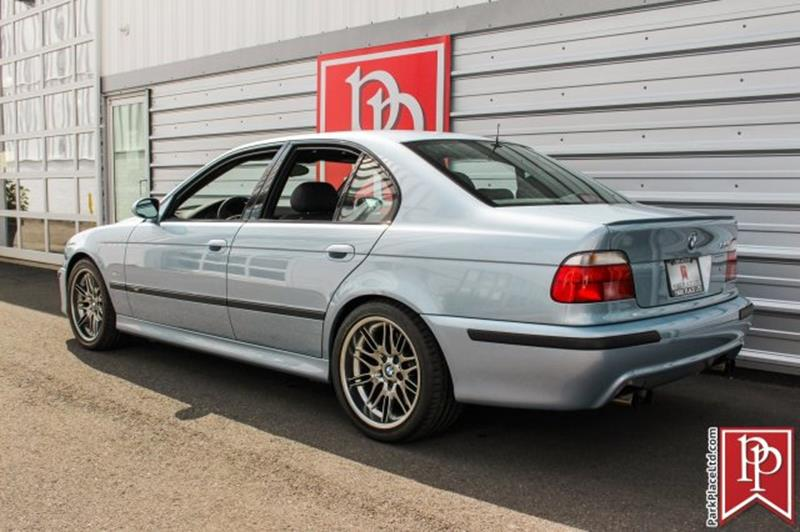 2000 BMW M5 12
