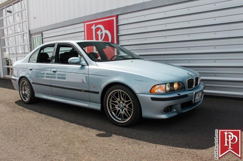 2000 BMW M5 16